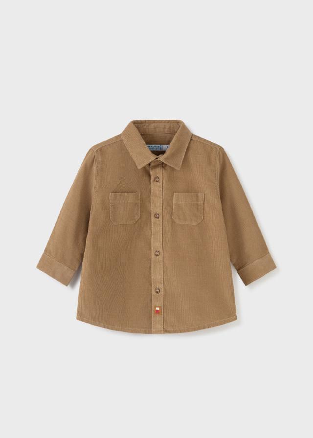 Mayoral Mayoral Micro Cord Shirt