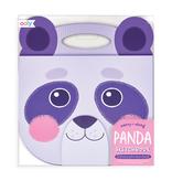 ooly Ooly Animal Carry Along Sketchbook - Panda