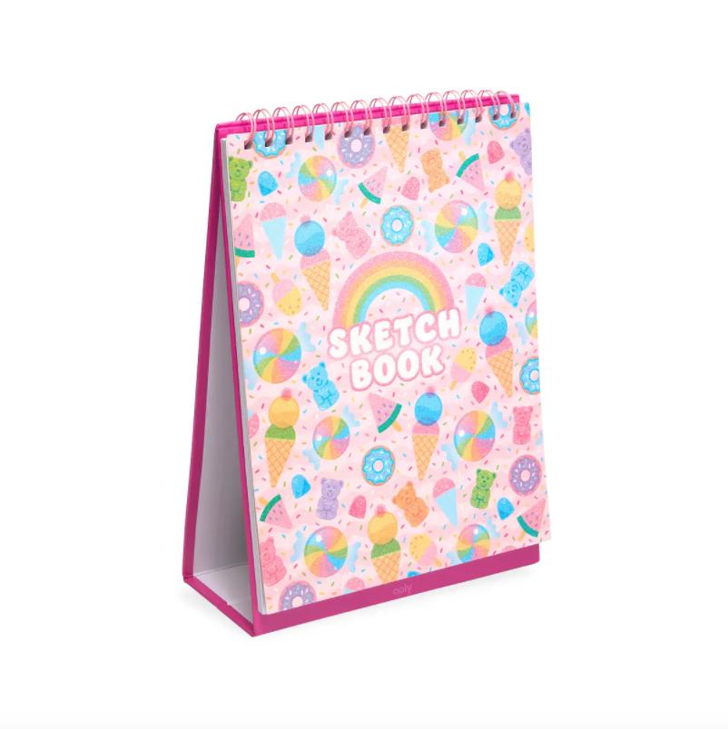 ooly Ooly Sketch & Show Standing Sketchbook: Sugar Joy