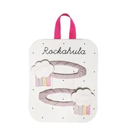 Rockahula Rainy Cloud Clips Pastel
