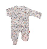 Magnificent Baby Magnetic Me Sheffield Organic Cotton Footie