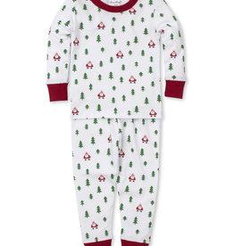 kissy kissy Kissy Kissy Christmas Cheer PJ Set