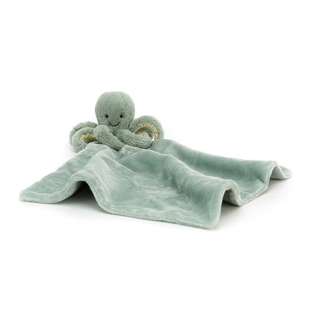 JellyCat JellyCat Odyssey Octopus Soother