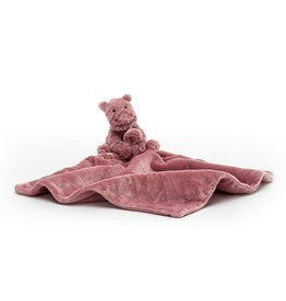 JellyCat JellyCat Fuddlewuddle Hippo Soother