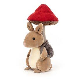 JellyCat JellyCat Fungi Forager Bunny