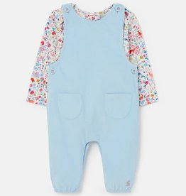 Joules Joules Lindey Cord Dungaree Set