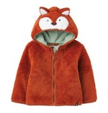Joules Joules Cuddle Fox Fleece Jacket Up