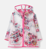 Joules Joules Showerproof Flower Raincoat