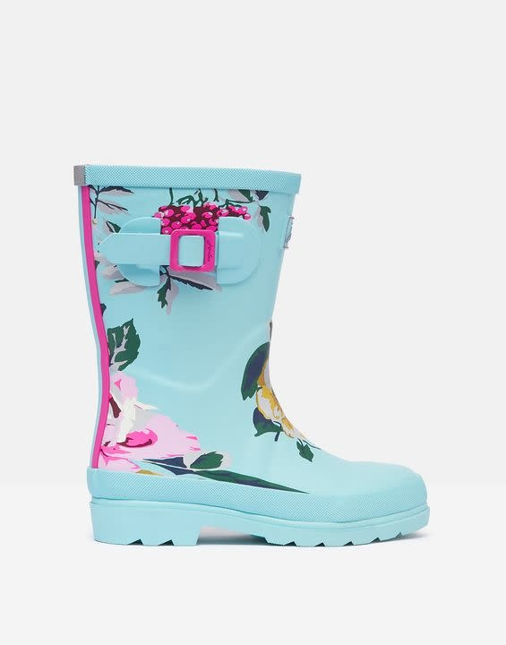 Joules Joules Printed Tall Rain Boots