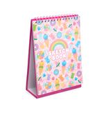 ooly Ooly Standing Sketchbook: Sugar Joy