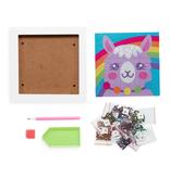 ooly Ooly Razzle Dazzle D.IY. Gem Art Kit: Lovely Llama