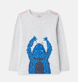 Joules Joules Zipadee Zip Artwork T-Shirt