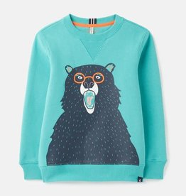 Joules Joules Ventura Bear Sweatshirt