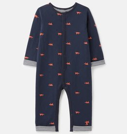 Joules Joules Wriggle Quilted Babygrow