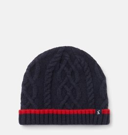 Joules Joules Frosty Cable Knit Hat