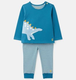 Joules Joules Byron Organically Grown Cotton Jersey Applique