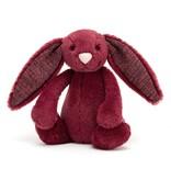 JellyCat JellyCat Bashful Sparkly Cassis Bunny Small