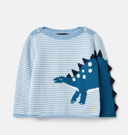 Joules Joules  Barney Artwork Knitted Sweater