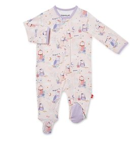 Magnificent Baby Magnetic Me Owl Love You Forever Modal Magnetic Footie