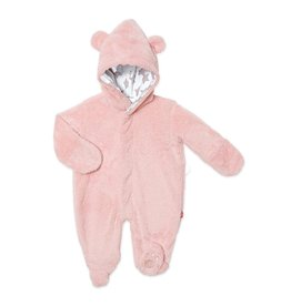 Magnificent Baby Magnetic Me Rose Quartz Star So Soft Minky Magnetic Pram