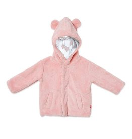Magnificent Baby Magnetic Me Rose Quartz Star So Soft Minky Magnetic Jacket