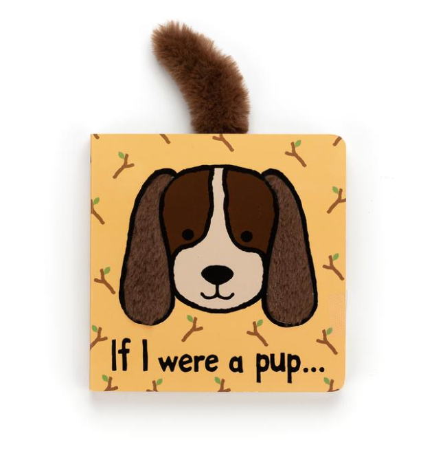 JellyCat JellyCat If I were a Pup Book