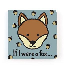 JellyCat JellyCat If I Were A Fox Book