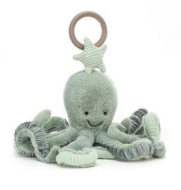 JellyCat JellyCat Odyssey Octopus Activity Toy