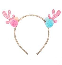 Rockahula Candy Sprinkles Reindeer Headband