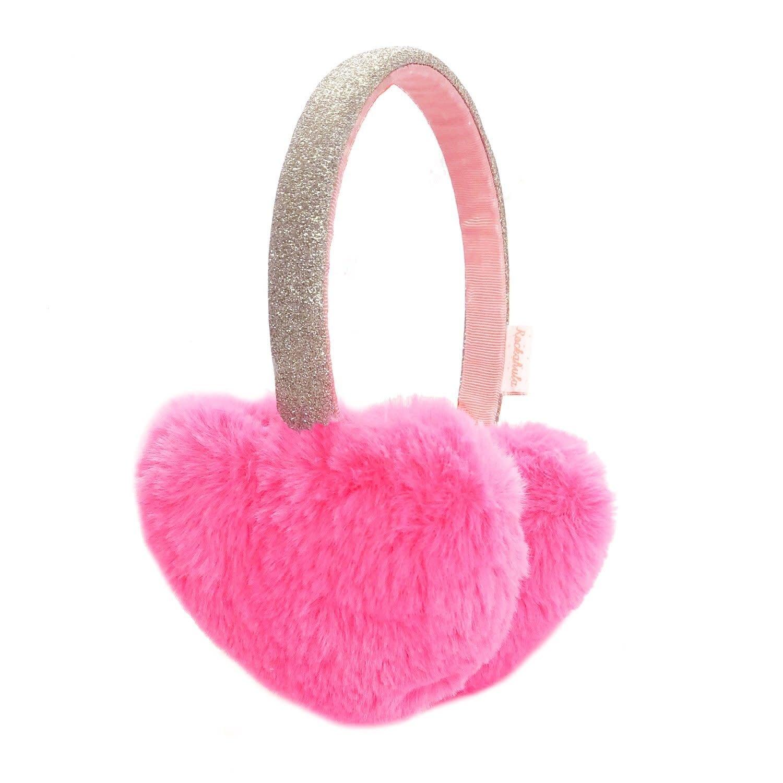 Rockahula Love Heart Earmuffs