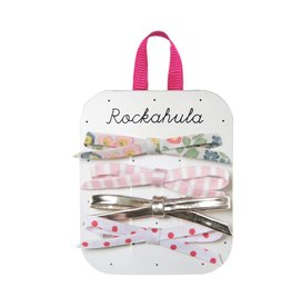 Rockahula Secret Garden Skinny Bow Clips