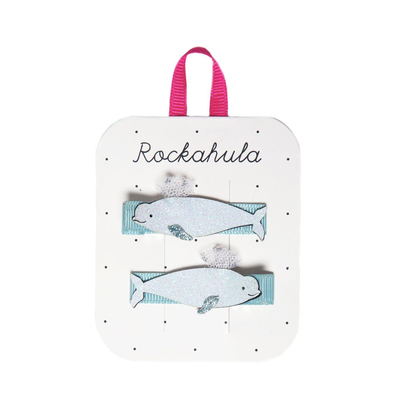 Rockahula Beluga Whale Clips