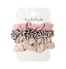 Rockahula Lily Leopard  Scrunchies