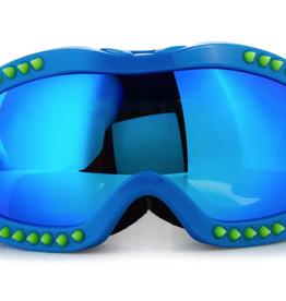 Bling2o Bling2o Ski Goggle- Blue Spike