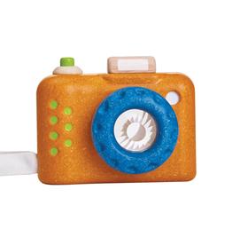 Plan Toys My First Camera - Orange