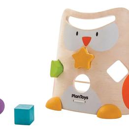 Plan Toys Plan Toys Owl Sorter