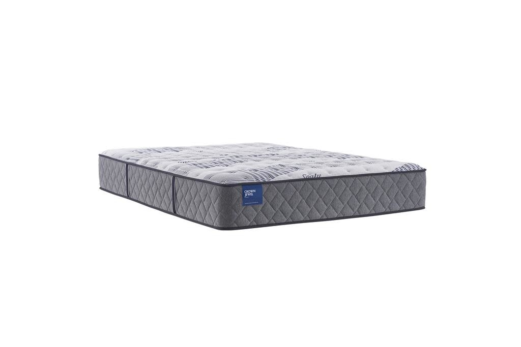 """Sealy Black Opal Plush Tight Top Mattress by Sealy Crown Jewel Collection, 11.75"""""""