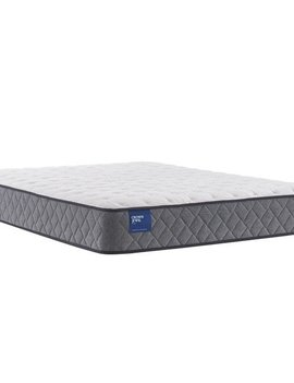 """Sealy Inca Rose Firm Tight Top Mattress by Sealy Crown Jewel Collection, 9.75"""""""