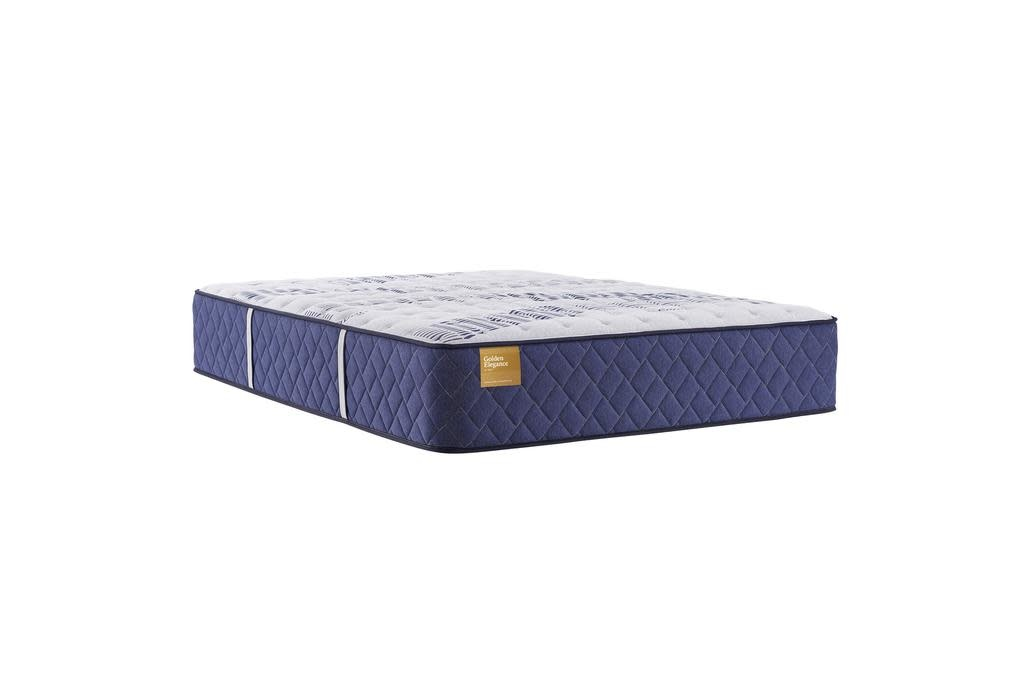 Sealy Impeccable Grace Firm Tight Top Mattress by Sealy Golden Elegance Collection, 14.5""