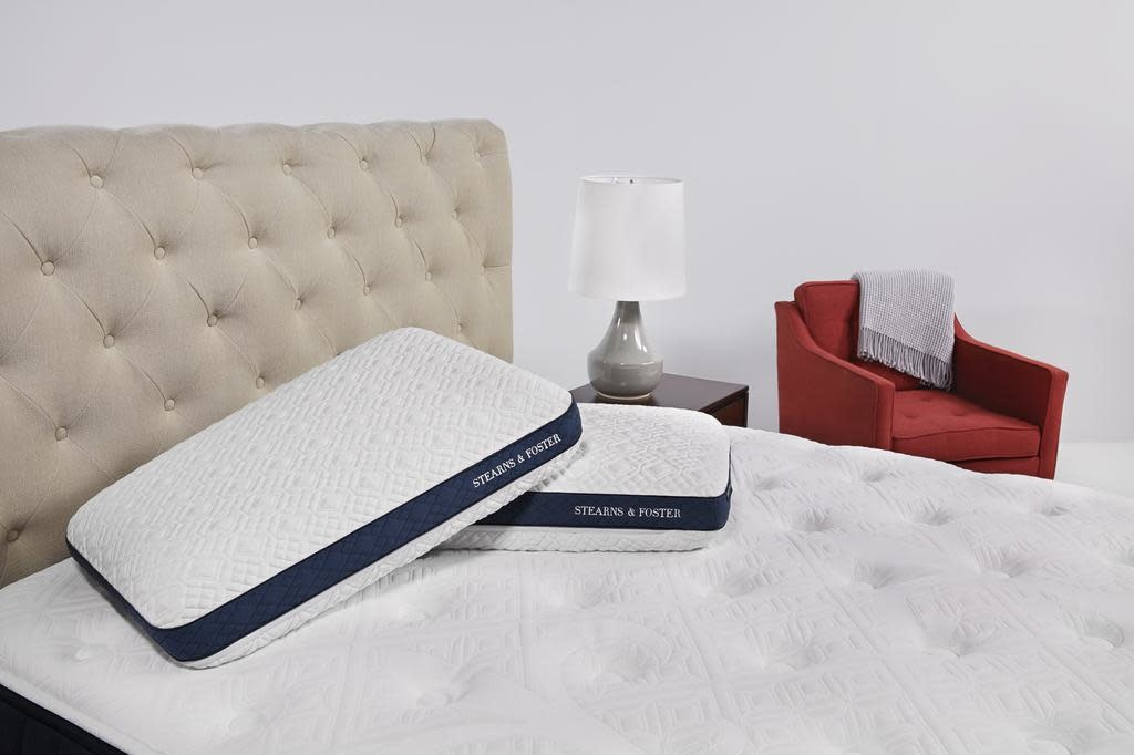 Stearns & Foster Memory Foam Pillow by Stearns & Foster
