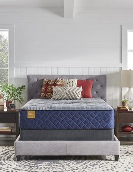 """Sealy Precious Magnificence Plush Tight Top Mattress by Sealy Golden Elegance Collection, 15.25"""""""