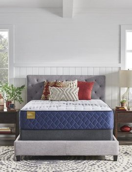 """Sealy Impeccable Grace Plush Tight Top Mattress by Sealy Golden Elegance Collection, 14.5"""""""