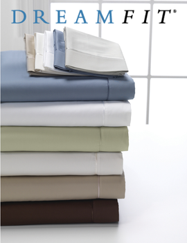 DreamFit DreamCool Pima Cotton Sheet Set