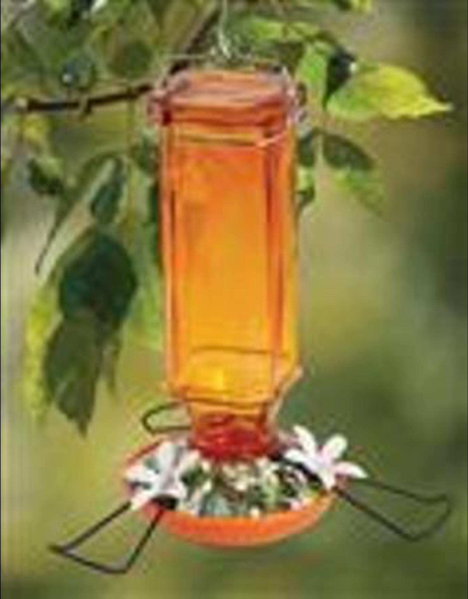 Woodlink WKWL02 Vintage Glass Oriole Feeder