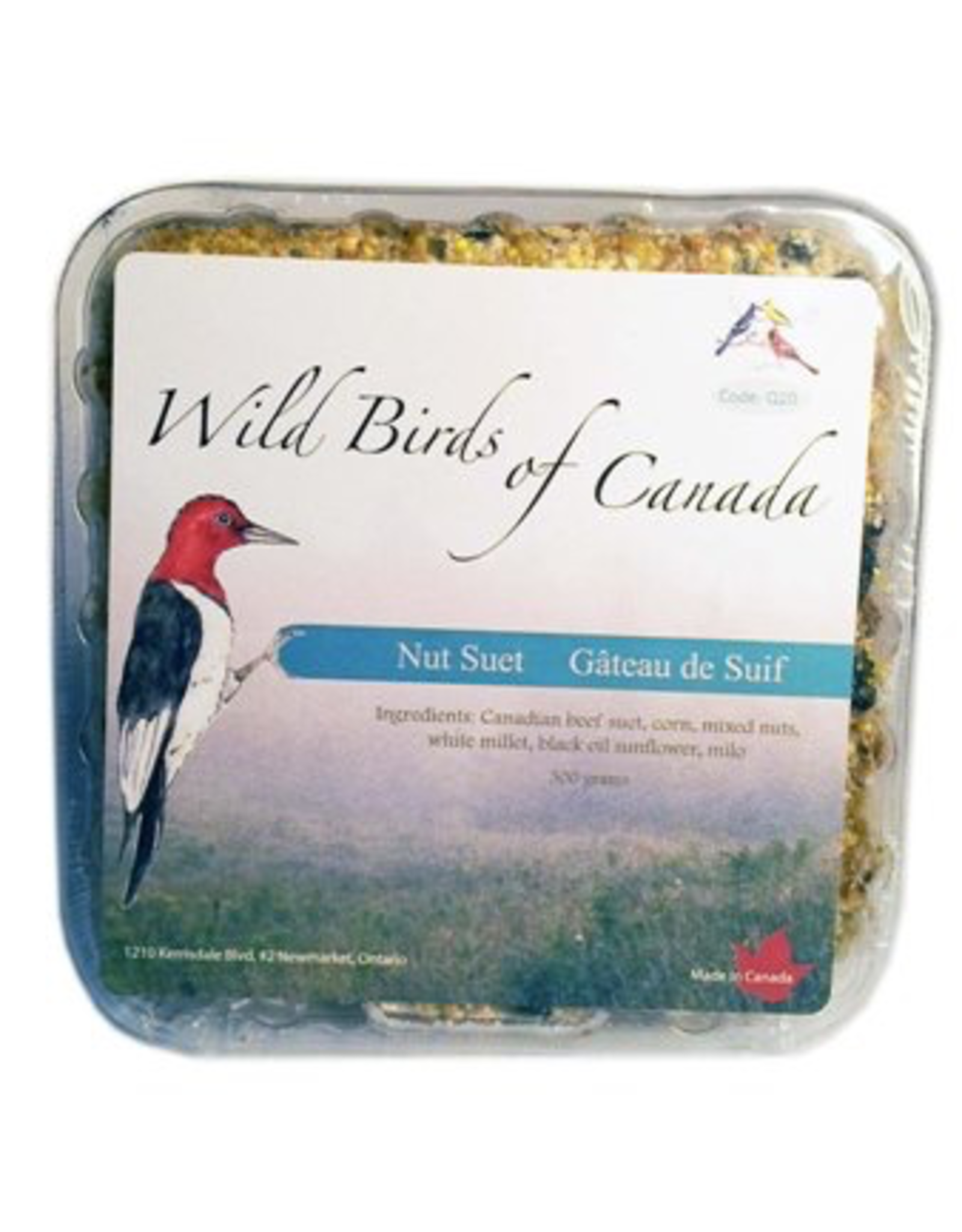 Mill Creek/Seed WFQ20 Nut Suet