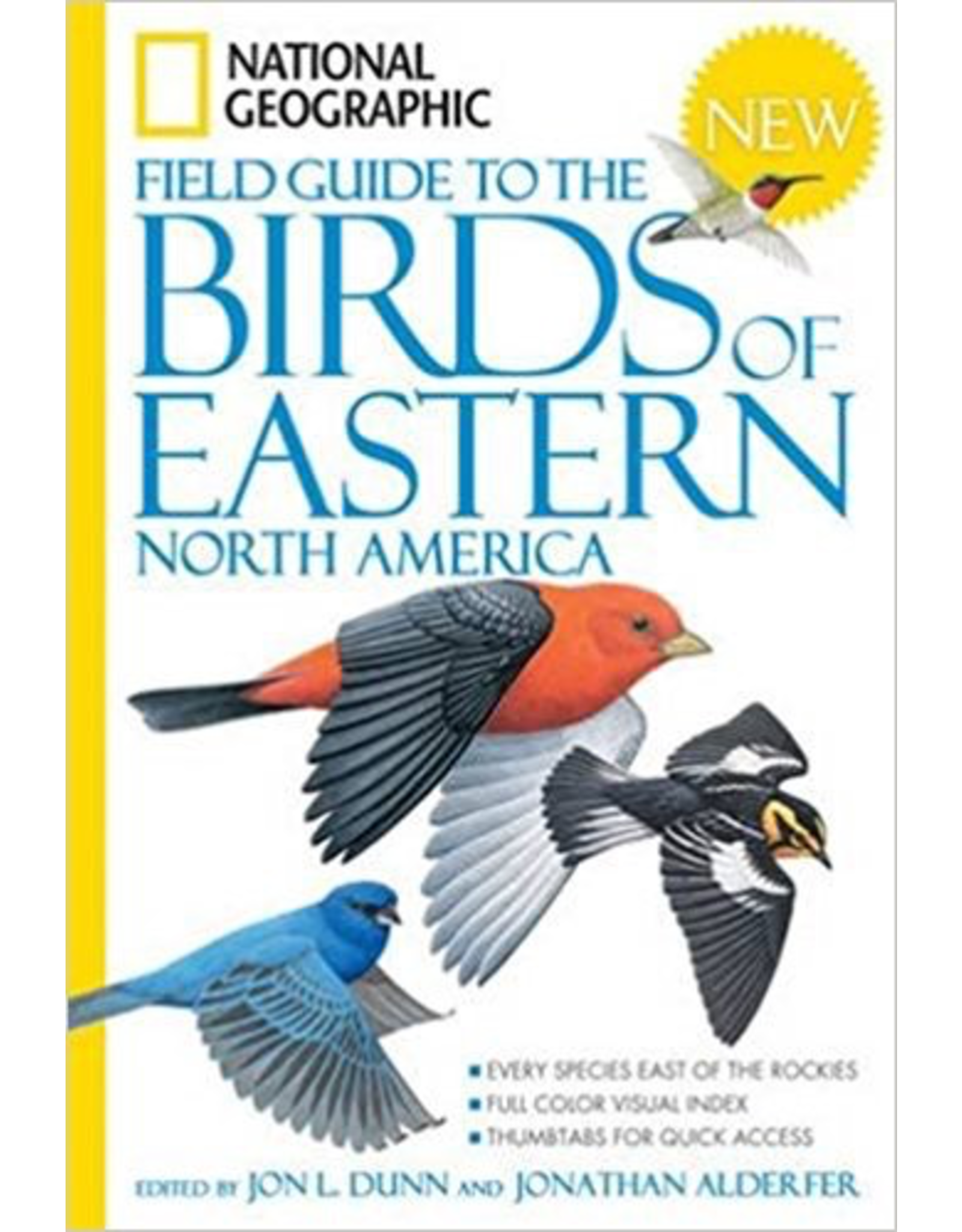 National Geographic BTLNGFGE National Geographic Field Guide East