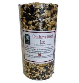 Mill Creek/Seed CYLCRAN Cranberry Seed Log