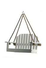 Woodlink WK25384 Swing Platform Feeder, Holds 2lbs