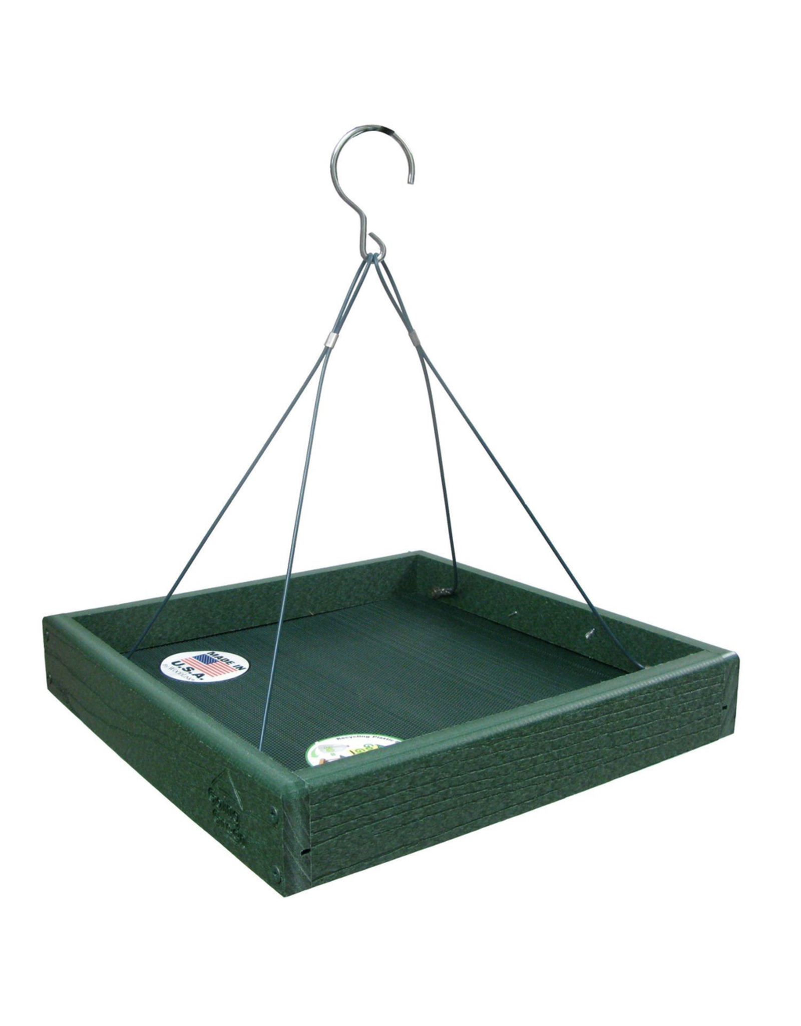 Woodlink WKGGPLAT Going Green Recycled Plastic Tray