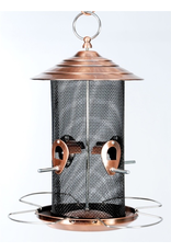 Audubon NABCN Copper Mesh Mixed seed feeder